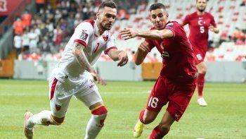 Milli Takımımız üstünlüğünü koruyamadı! Maç sonucu: Türkiye 2-2 Karadağ