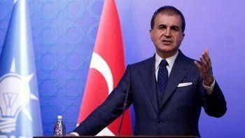 Son dakika! Ömer Çelik: Kabil'deki terör saldırısını şiddetle kınıyoruz