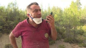 Orman işçisinin oğluyla duygulandıran konuşması