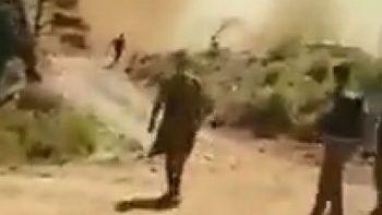 Orman yangınında alevlerin içine daldılar: Mehmetçik arkasında kimseyi bırakmaz!