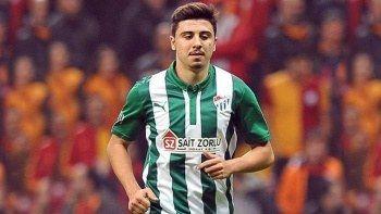 Ozan Tufan'dan Bursaspor'a 50 bin TL'lik destek
