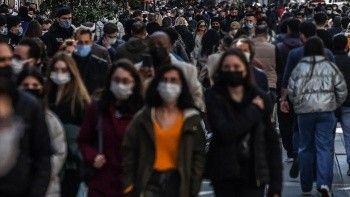 Pandemi maske satışlarını yüzde 144 artırdı