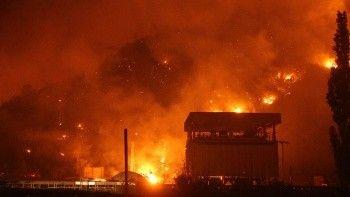 Patlama sesleriyle alevlere teslim olmuştu: Kemerköy Termik Santrali elektrik üretimine başladı