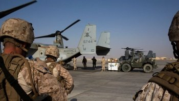 Pentagon'dan Afganistan açıklaması: Sorumluluğumuz kalmayacak