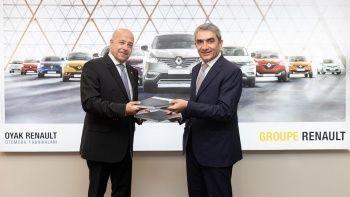 Renault Megane'ı artık Karsan üretecek: Hedef yıllık 55 bin araç