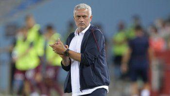 Roma Teknik Direktörü Jose Mourinho: Trabzonspor, çok iyi takım