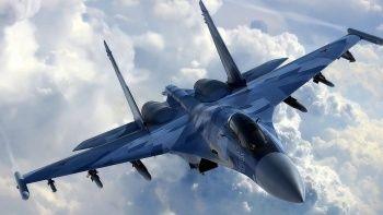 Rus savaş uçağı Ohotsk Denizi'ne düştü