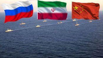 Rusya, İran ve Çin'den ortak deniz tatbikatı