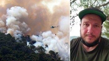 Şahan Gökbakar: Yangın bölgesinde provokatör var