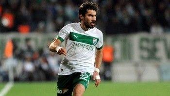 Şener Özbayraklı'dan Bursaspor'a destek