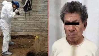 Seri katilin evinde 4 binden fazla insan kemiği bulundu