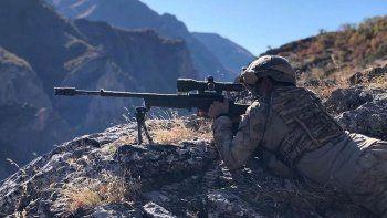 Şırnak'ta 3 PKK'lı terörist öldürüldü