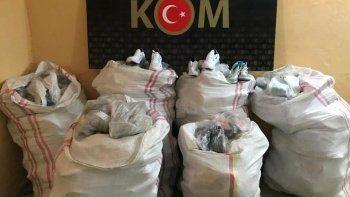Şırnak'ta terörün finans kaynağına darbe: 40 gözaltı