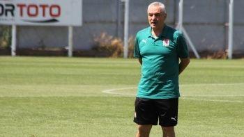"""Sivasspor Teknik Direktörü Rıza Çalımbay: """"Hiçbir rakipten korkmuyorum"""""""
