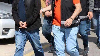 Ankara'da FETÖ operasyonu: 15 gözaltı