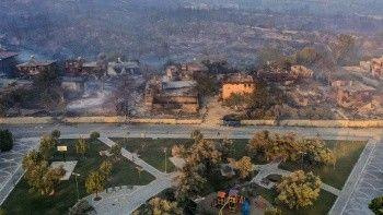 Son dakika Antalya'da iki yangın kontrol altında: Manavgat ve Gündoğmuş'tan iyi haber