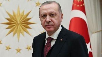 Son dakika: Cumhurbaşkanı Erdoğan'dan destek veren ülkelere teşekkür mesajı