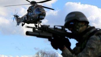 Fırat Kalkanı bölgesinde 2 terörist öldürüldü
