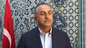 Son dakika haberi: Çavuşoğlu: Kabil Büyükelçiliği faaliyetlerini sürdürüyor