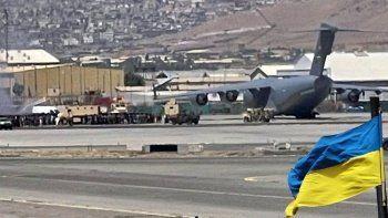 Son dakika haberi: 'Kabil'e giden Ukrayna tahliye uçağı kaçırıldı' iddiası yalanlandı