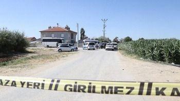 Konya'da aile katliamı: 10 kişi tutuklandı