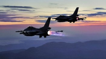 Son dakika... Irak'ın kuzeyine hava harekatı: 5 PKK'lı terörist öldürüldü
