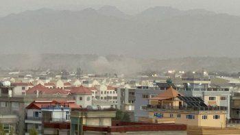 Son dakika!  Kabil Havalimanı'nda patlama: Ölü ve yaralılar var