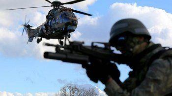 Son dakika! MSB duyurdu: Irak'ın kuzeyinde 8 terörist öldürüldü