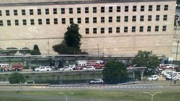 Pentagon'da silahlı saldırı alarmı! Giriş ve çıkışlar kapatıldı