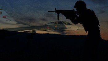 Son dakika... PKK'ya ağır darbe: 10 terörist öldürüldü