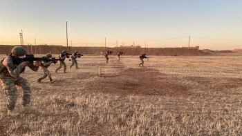 Son dakika: Saldırı hazırlığındaki 9 PKK'lı terörist öldürüldü