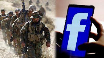Sosyal medyadan Taliban'a yasak: WhatsApp, Instagram ve Facebook'tan silinecek
