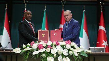 Sudan'dan Türkiye'ye 100 bin hektar tarım arazisi