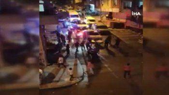 Sultangazi'de polislere saldıran kişiler serbest bırakıldı