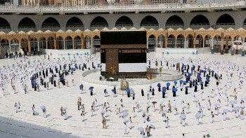 Suudi Arabistan aylık umre ziyaretçi sayısını açıkladı
