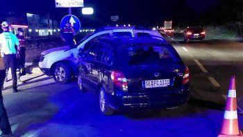 Tekirdağ'da feci kazada çok sayıda kişi yaralandı: Kazada yaralananlar şehit yakınları çıktı