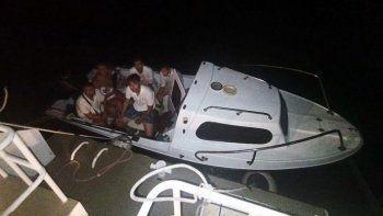Tekneyle kaçmaya çalışan FETÖ'cüler tutuklandı