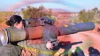 Terör örgütü PKK NATO üyesi ülkelerin silahlarıyla Mehmetçiğe saldırdı