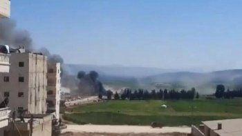 Terör yine sivilleri hedef aldı: Afrin'de 1'i çocuk 3 ölü, 4 yaralı
