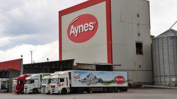 TMSF Aynes Gıda'yı da satışa çıkardı