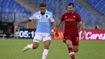Trabzonspor, Roma'ya deplasmanda yenildi ve Avrupa'ya veda etti! Maç sonucu: 3-0
