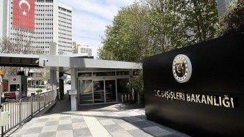 Türkiye'den ABD'ye Afgan göçü tepkisi: Sorumsuz kararı kabul etmiyoruz