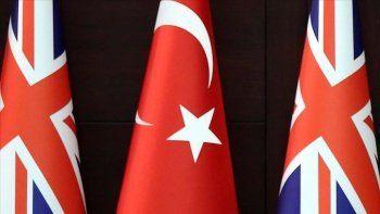 Türkiye ile Birleşik Krallık'tan serbest ticaret hamlesi