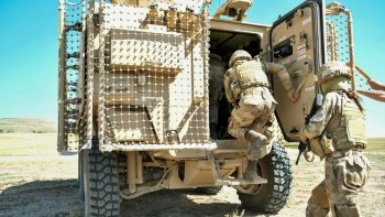 Savunmadaki incilerimiz IDEF'te gövde gösterisi yapacak