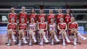 Türkiye Ukrayna voleybol maçı ne zaman? A Milli Kadın Voleybol Takımı Türkiye Ukrayna maçı hangi kanalda yayınlanacak?