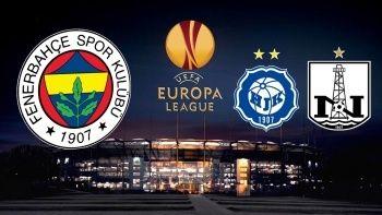 UEFA Avrupa Ligi Fenerbahçe rakibi kim oldu?