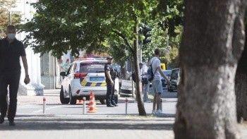 Ukrayna'da hükümet binasına bombalı saldırı girişimi