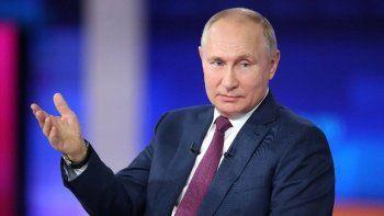 Vladimir Putin: Sığınmacı görünümündeki militanları istemiyoruz