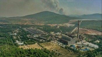 Yanmaktan kurtulan termik santrale yüzde 80 vergi indirimi