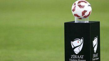 Ziraat Türkiye Kupası maçları ne zaman başlıyor? İşte 2021-2022 sezonu maç tarihler